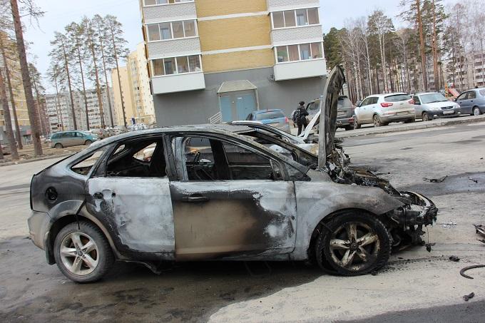 Выкуп горелых авто
